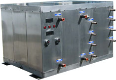 5 to 30 Ton Package Water Cooled Chiller