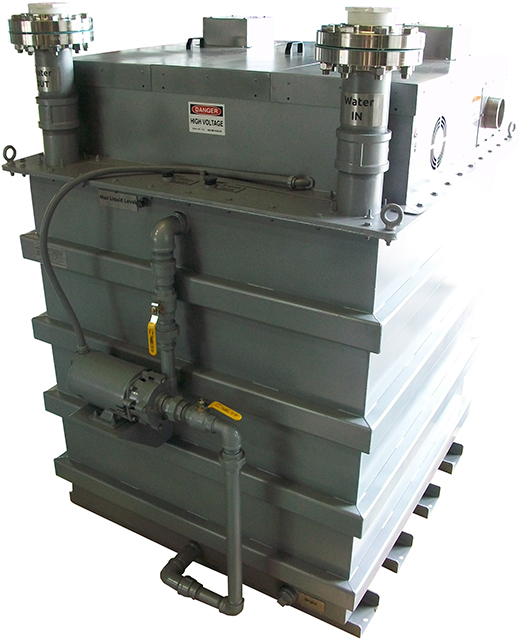 540 kW Load Bank