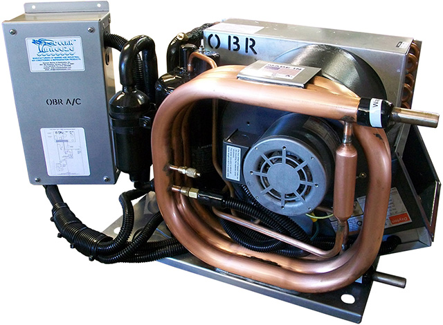 Self-contained Marine Air Conditioner (Model OB16CH; 16,000 BTU)