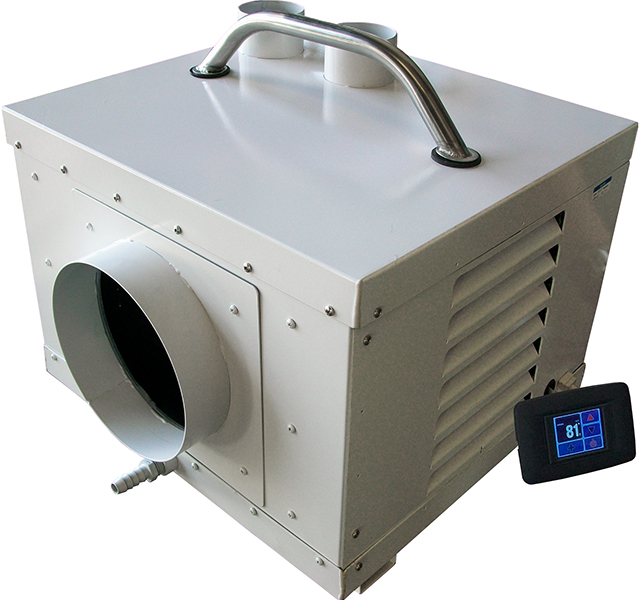 7,000 BTU Portable Air Conditioner for Aircraft and Trucks